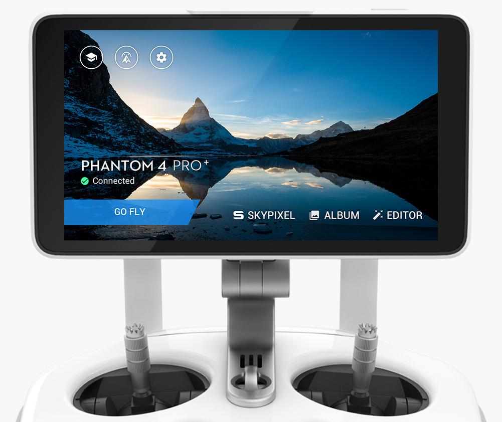 DJI Phantom 4 Pro+ Remote Controller Screen