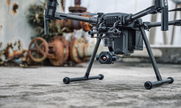 DJI Introduces the Zenmuse XT S, A New High Frame-Rate Thermal Imaging Camera