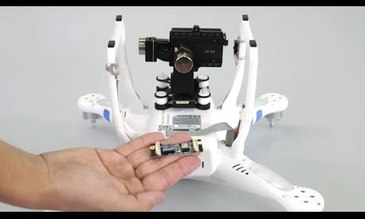Phantom 2 Tutorials - Installing the Zenmuse H3-3D