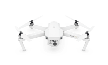 DJI Launches Limited Edition Mavic Pro Alpine White Combo