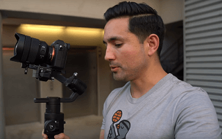 DJI Ronin-S - AMAZING with the Sony A7 III
