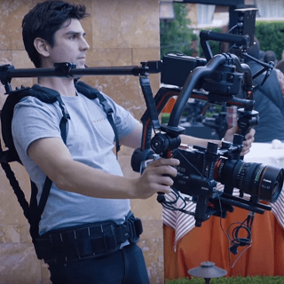 DJI Ronin 2 - Cutting-Edge Gimbal