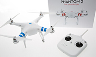 Phantom 2 Unboxing and Assembly