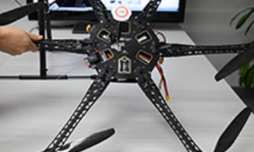 S800 Arms&Landing Gear Mounting