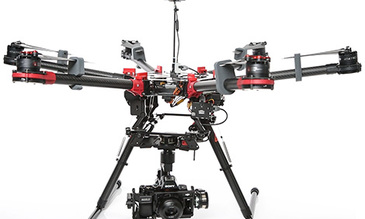 DJI - Mounting The Zenmuse Z15-A7 Gimbal
