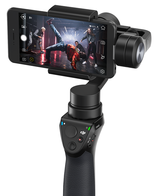 DJI Osmo Mobile Beyond Smart