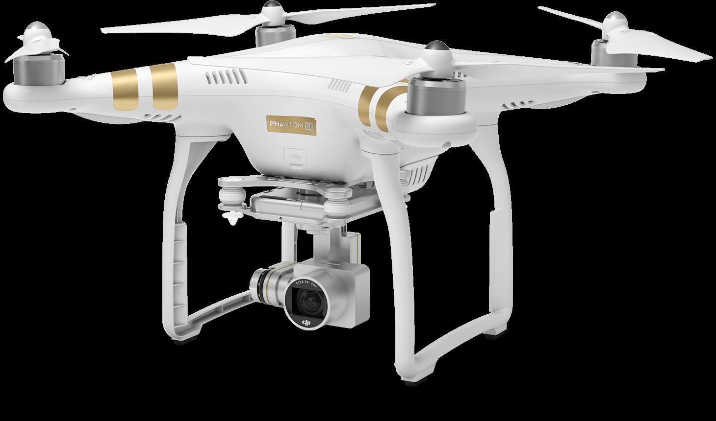 DJI Phantom 3 SE – Beginner Drone – DJI