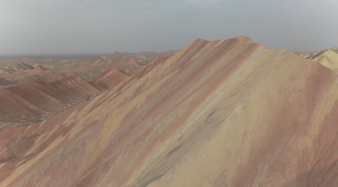 пустыни и дюны