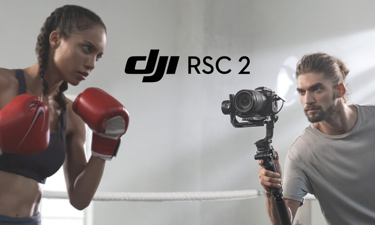 DJI - Introducing DJI RSC 2