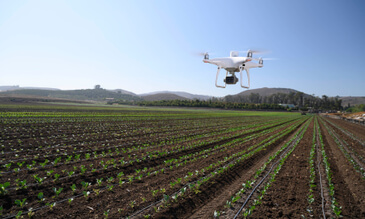 DJI Introduces P4 Multispectral For Precision Agriculture and Land Management