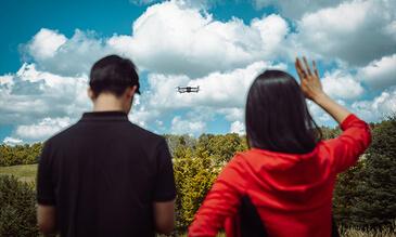 DJI Academy And RMUS Canada Launch Drone Pilot Training Program In Canada