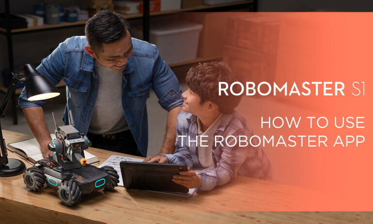 """<i class=""""not-translate"""" data-key=""""DJI - RoboMaster S1- How to Use the RoboMaster App""""></i>"""