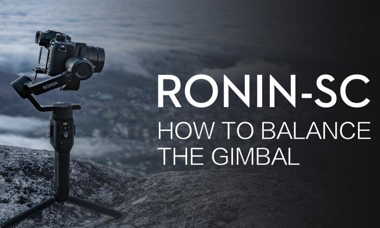 Ronin-SC – Specs, FAQs, Videos, Tutorials, Manuals – DJI