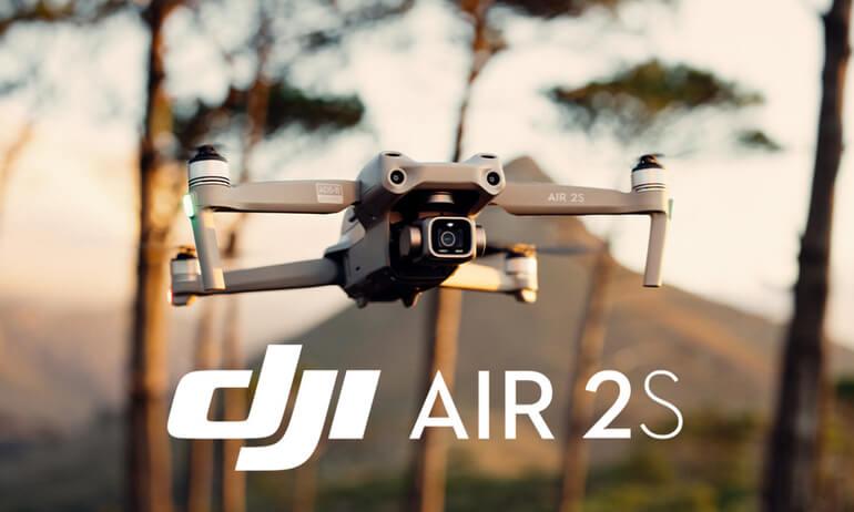 DJI Air 2S | Intro Video