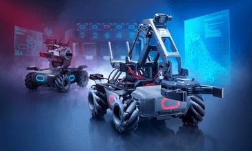 DJI 發佈 RoboMaster EP 教育拓展套裝及青少年挑戰賽