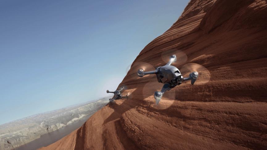 DJI 大疆创新发布沉浸式飞行无人机DJI FPV(图5)