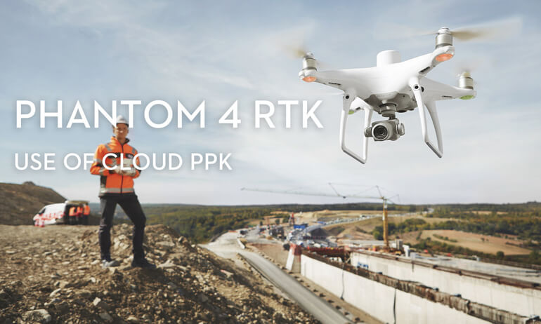 P4 RTK - How to Use Cloud PPk