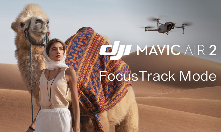 Mavic Air 2 | How to Use FocusTrack