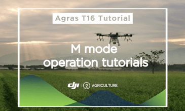 M mode Operation tutorials