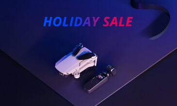 DJI's Holiday Gift Guide Minisite Will Help You Find The Best Drone And Camera For Your Loved Ones
