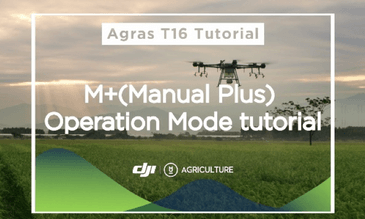 M+ (Manual Plus) Operation Mode tutorial