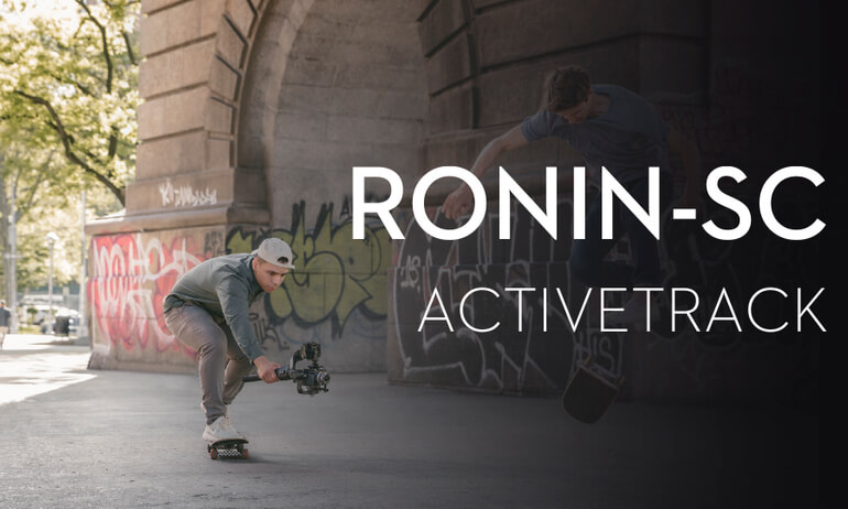 Ronin-SC | ActiveTrack