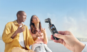 DJI Pocket 2 雲台相機正式發佈,助你輕鬆捕捉生活趣致片段