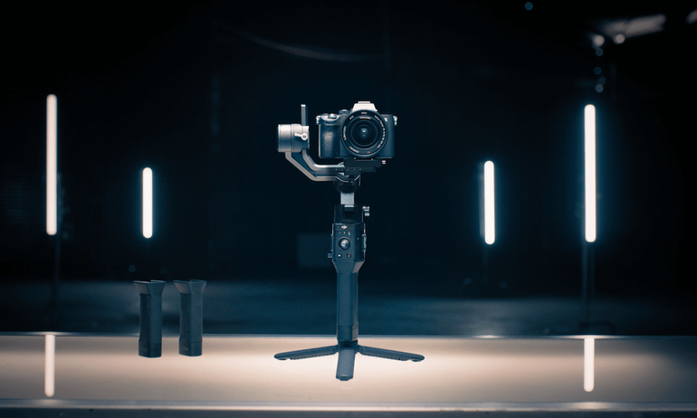 DJI – On the Set with Ronin-SC