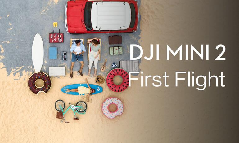 DJI Mini 2 | First Flight