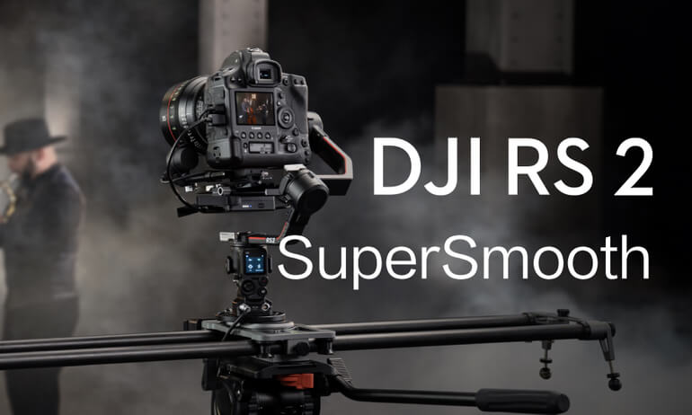 DJI RS 2 | SuperSmooth