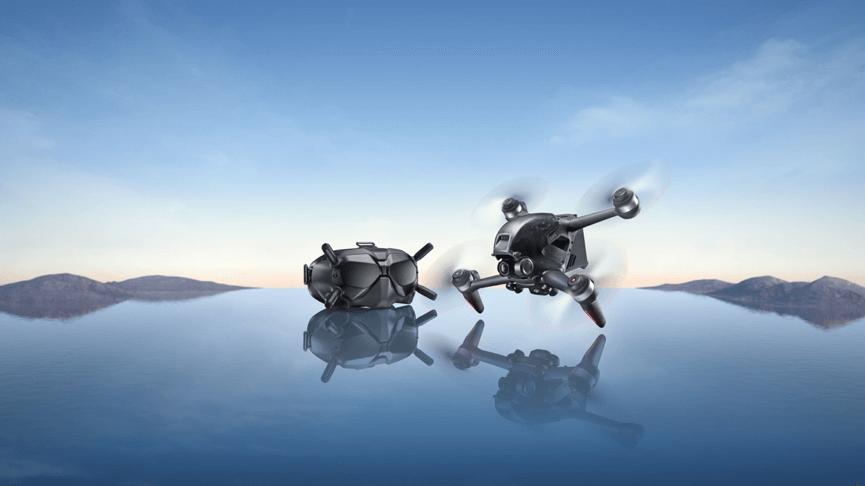 DJI 大疆创新发布沉浸式飞行无人机DJI FPV(图7)
