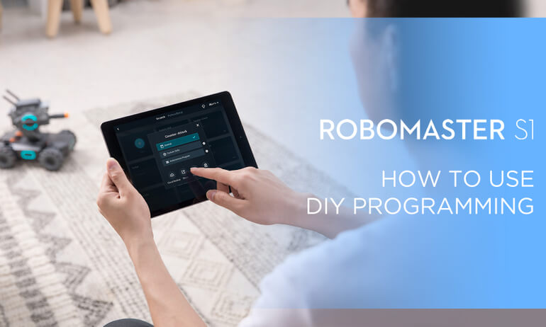 "<i class=""not-translate"" data-key=""DJI - RoboMaster S1- How to Use DIY Programming""></i>"