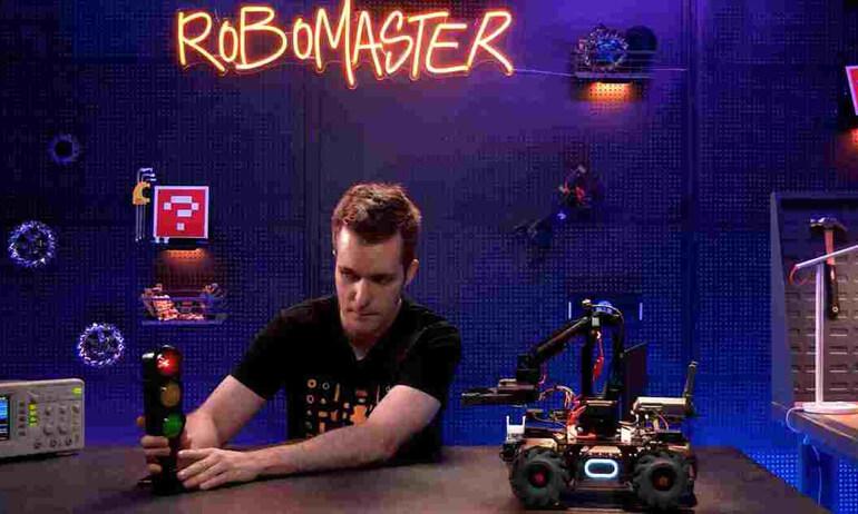 GuideBot-RoboMaster EP Core AI Application Tutorial