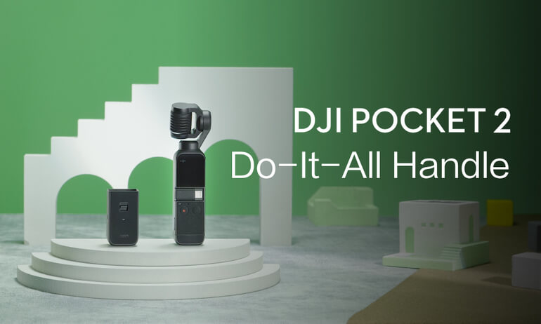 DJI Pocket 2 | Do-It-All Handle