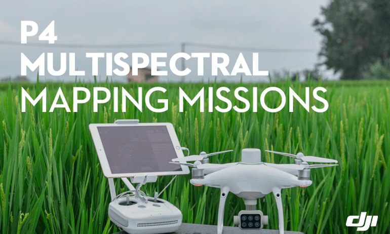 Conduct Mapping Mission Using GS Pro