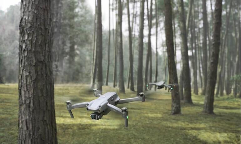 DJI 發佈 DJI Air 2S 打造一英吋感光元件航拍機新標竿