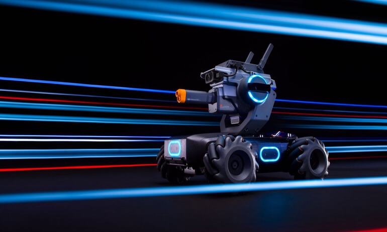 DJI Unveils The RoboMaster S1, An Advanced Educational Robot For Tech Enthusiasts Of All Ages