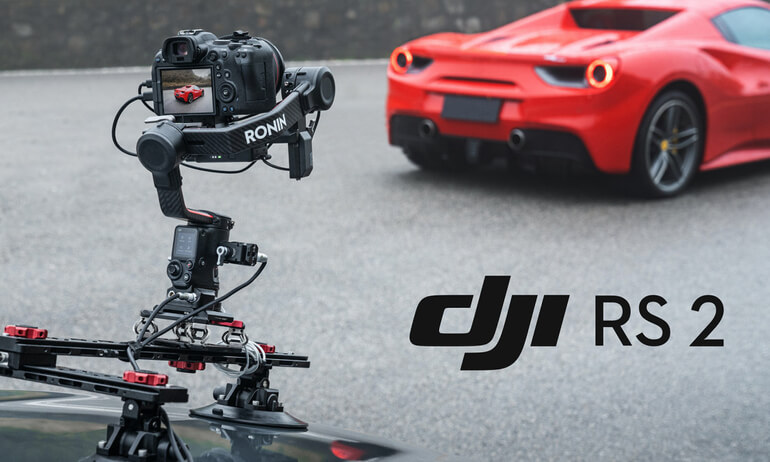 DJI - Introducing DJI RS 2