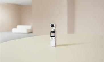 DJI 發表DJI Pocket 2 雲霧白限定套裝