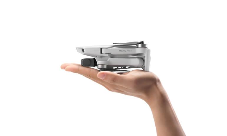 DJI apresenta o novo Mavic Mini, o menor e mais leve drone dobrável da marca