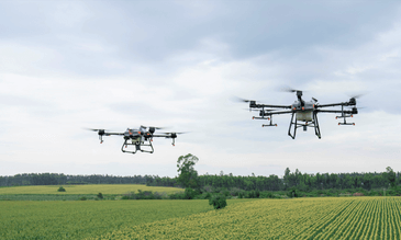 DJI Agras T30 and T10 Now Available Internationally