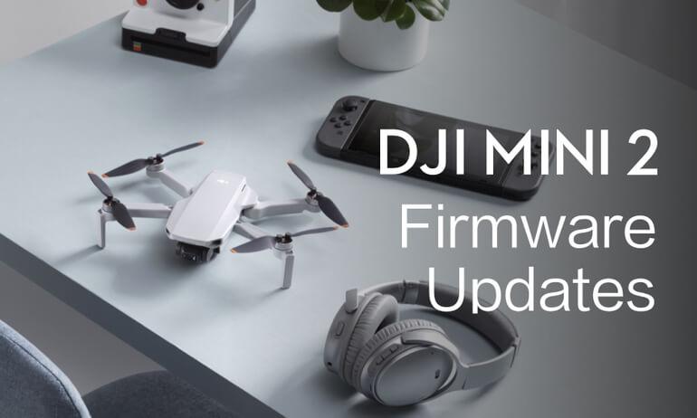 DJI Mini 2 | Firmware Update