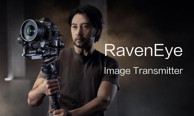 DJI RS 2|RavenEye Image Transmitter System