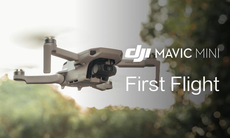 Mavic Mini Tutorials - How To Fly Mavic Mini