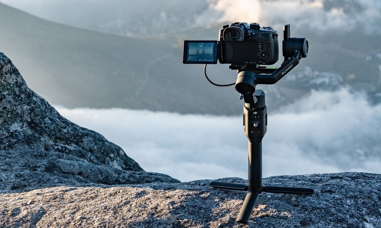 Capture Smooth Footage With The New Compact, Lightweight Ronin-SC, A Single-Handed Stabilizer For Mirrorless Cameras