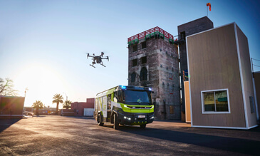 DJI and Rosenbauer Global Partnership Advances the Digitalization of Emergency Service Response