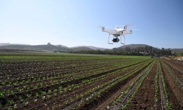 DJI 發佈 P4 Multispectral,助力精準農業與土地管理工作高效完成