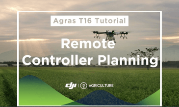 Remote Controller Planning
