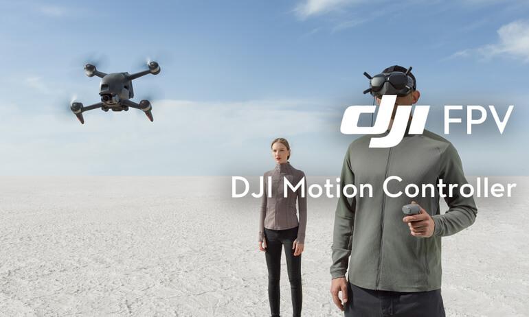 DJI FPV | DJI Motion Controller