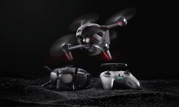 DJI 發佈沉浸式飛行無人機 DJI FPV